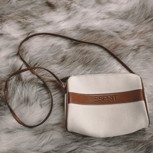 Vintage esprit cross body bag
